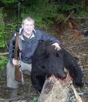 Vancouver Island Black Bear