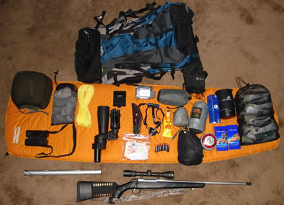 backpack hunting sheep in bc what gear do you need - External Frame Hunting Backpack