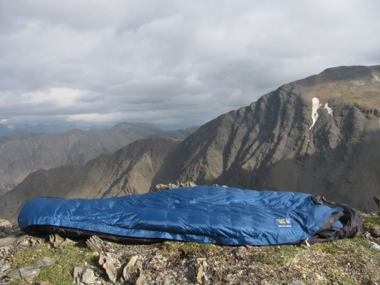 Mountain Hardwear Banshee Backpack Sleeping Bag