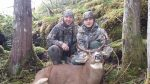 My Sons First Vancouver Island Sitka Blacktail Buck