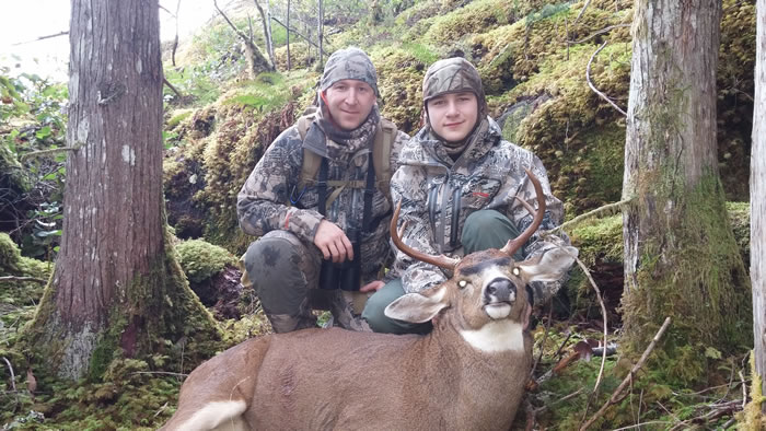 Sitka Blacktail Buck