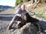 Vancouver Island Spring Black Bear Hunting